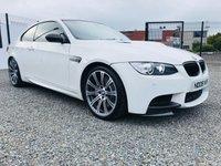 2008 BMW M3 4.0 M3 2d 415 BHP
