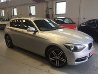 USED 2013 BMW 1 SERIES 2.0 120D XDRIVE SPORT 5d 181 BHP