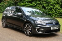 USED 2015 65 VOLKSWAGEN GOLF 1.4 GTE 5d AUTO 150 BHP