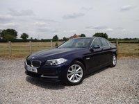 2014 BMW 5 SERIES 2.0 520D SE 4d 181 BHP £11990.00