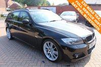 2010 BMW 3 SERIES 2.0 318D M SPORT BUSINESS EDITION TOURING 5d 141 BHP £5995.00