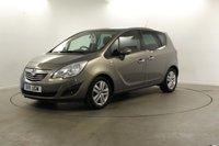 2011 VAUXHALL MERIVA 1.7 SE CDTI 5d AUTO 99 BHP £4594.00