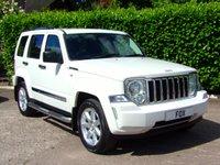2010 JEEP CHEROKEE 2.8 LIMITED 5d AUTO 175 BHP £7975.00