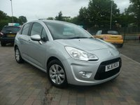 2011 CITROEN C3 1.4 VTR PLUS 5d 72 BHP £SOLD