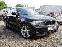 2011 BMW 1 SERIES 2.0 118D SPORT 2d 141 BHP £6750.00