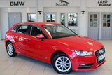 USED 2014 14 AUDI A3 2.0 TDI SE 5d 148 BHP FULL AUDI SERVICE HISTORY + £20 ROAD TAX + BLUETOOTH + 16 INCH ALLOYS + AIR CONDITIONING + PARKING SENSORS