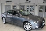USED 2014 64 AUDI A4 2.0 TDI QUATTRO SE TECHNIK 4d 174 BHP FULL LEATHER SEATS + BLUETOOTH + CRUISE CONTROL + DAB RADIO + HEATED FRONT SEATS + 17 INCH ALLOYS + RAIN SENSORS + PARKING SENSORS
