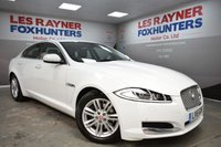 2015 JAGUAR XF 2.2 D LUXURY 4d AUTO 163 BHP £14499.00