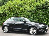 2011 AUDI A1 1.4 TFSI SPORT 3d 122 BHP £8490.00
