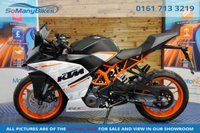 2016 KTM RC 390 RC 390 ABS - Low miles! £3350.00