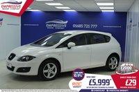 2012 SEAT LEON 1.6 CR TDI SE 5d 103 BHP £5999.00