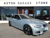 USED 2012 12 BMW 3 SERIES 3.0 330D SPORT PLUS EDITION 2d AUTO 242 BHP **F/S/H * NAV ** ** FULL BMW SERVICE HISTORY **