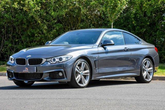 2015 15 BMW 4 SERIES 3.0 435D XDRIVE M SPORT 2d AUTO 309 BHP