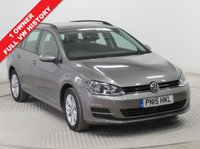USED 2015 15 VOLKSWAGEN GOLF 1.6 SE TDI BLUEMOTION TECHNOLOGY 5d 103 BHP 1 Owner, Full VW Service History,  MOT until 27th April 2019, £20 Road Fund Licence, Air Conditioning, Bluetooth, Alloys, 2 Keys. Free RAC warranty and Free RAC Breakdown Cover