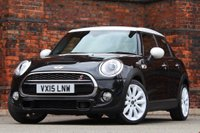 USED 2015 15 MINI HATCH COOPER 2.0 Cooper S (Chili, Media XL) (s/s) 5dr **SOLD AWAITING COLLECTION**