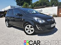 USED 2012 62 VAUXHALL CORSA 1.4 SXI AC 5d 98 BHP 1 PREVIOUS OWNER +FULL SERVICE