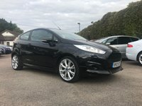 USED 2013 13 FORD FIESTA 1.0 ZETEC S ECOBOOST 3d 125 BHP UPGRADE ALLOY WHEELS  NO DEPOSIT  FINANCE ARRANGED, APPLY HERE NOW