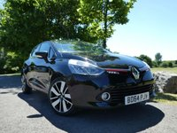 USED 2014 64 RENAULT CLIO 1.5 DYNAMIQUE S MEDIANAV DCI 5d AUTO 90 BHP