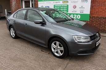 2014 VOLKSWAGEN JETTA 1.6 SE TDI BLUEMOTION TECHNOLOGY 4d 104 BHP £7999.00