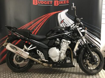View our SUZUKI Bandit 1250