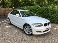 2010 BMW 1 SERIES 2.0 118D SE 2d 141 BHP £6989.00