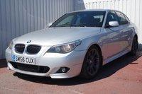 2006 BMW 5 SERIES 3.0 535D M SPORT 4d 269 BHP £5995.00