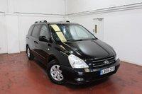 2007 KIA SEDONA 2.9 LS 5d AUTO 183 BHP £3995.00