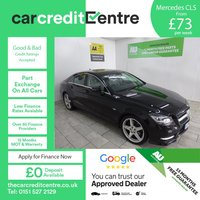USED 2012 12 MERCEDES-BENZ CLS CLASS 3.0 CLS350 CDI SPORT AMG 4d AUTO 265 BHP