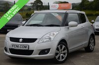 USED 2013 10 SUZUKI SWIFT 1.2 SZ-L 3d 94 BHP **HIGH SPEC // LOW MILES**
