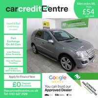 USED 2010 10 MERCEDES-BENZ M CLASS 3.0 ML350 CDI BLUEEFFICIENCY SPORT 5d AUTO 231 BHP