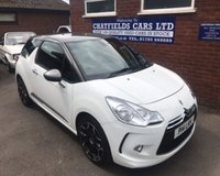 2013 CITROEN DS3 1.6 DSTYLE PLUS 3d 120 BHP £5690.00