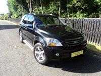 2008 KIA SORENTO 2.5 TITAN 5d AUTO 168 BHP £5288.00