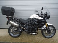 USED 2014 14 TRIUMPH TIGER 800 Tiger 800 ABS