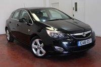 2011 VAUXHALL ASTRA 1.6 SRI 5d AUTO 113 BHP £5995.00