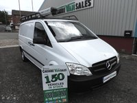 2014 MERCEDES-BENZ VITO 2.1 113 CDI 136 BHP NO VAT TO PAY  £9395.00