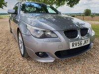 2006 BMW 5 SERIES 3.0 530D M SPORT 4d AUTO 228 BHP £3990.00