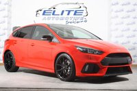 USED 2018 18 FORD FOCUS 2.3 RS RED EDITION 5d 346 BHP FORGED ALLOYS/LTD EDITION 1 OF 300/ QUAIFE LIMITED SLIP DIFF / COLLECTORS CAR!