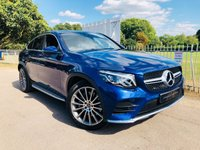 2017 MERCEDES-BENZ GLC-CLASS 3.0 GLC 350 D 4MATIC AMG LINE PREMIUM PLUS 4d AUTO 255 BHP £40000.00