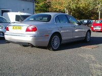 USED 2006 JAGUAR S-TYPE 2.7 V6 SE 4d 206 BHP AT OUR TWEEDBANK SITE