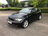 2011 BMW 1 SERIES 2.0 116I SPORT 5d 121 BHP £SOLD