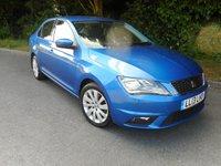 2013 SEAT TOLEDO 1.4 TSI SE DSG 5d AUTO 122 BHP £6995.00