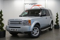 2009 LAND ROVER DISCOVERY 2.7 3 TDV6 GS 5d 188 BHP £SOLD