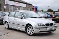 2002 BMW 3 SERIES 2.0 320D SE 4d 148 BHP £595.00