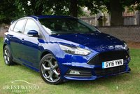 USED 2016 16 FORD FOCUS ST3 2.0T ECOBOOST [250 BHP] 5 DOOR HATCHBACK