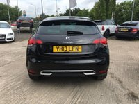 USED 2013 13 CITROEN DS4 1.6 HDI DSTYLE 5d 115 BHP