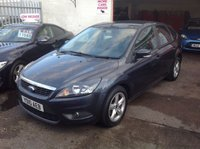 USED 2010 10 FORD FOCUS 1.6 ZETEC TDCI 5d 109 BHP Diesel, family hatchback, £30 road tax, superb.