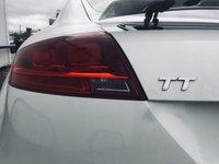 USED 2011 61 AUDI TT 2.0 TDI QUATTRO S LINE BLACK EDITION 2d 168 BHP BLACK EDITION WITH SAT NAV - BOSE SOUND - MOT MAY 2019 - GOOD HISTORY - 3 MONTH WARRANTY