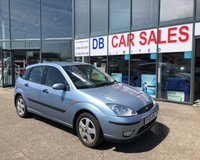 USED 2005 05 FORD FOCUS 1.6 EDGE 5d 100 BHP