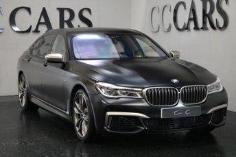 2017 BMW 7 SERIES 6.6 M760LI XDRIVE V12 4d AUTO 602 BHP £84995.00