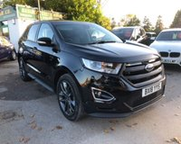 USED 2018 18 FORD EDGE 2.0 ST-LINE 5d AUTO 207 BHP